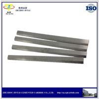 Various Size Cemented Carbide Flat Bar for Cutting