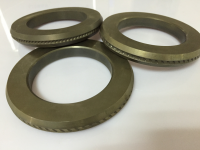 HIP Sintered carbide three dimensional rolls with high performance
