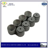 tungsten carbide nozzle with well-resistance