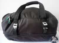 Technical Rolling Duffel bag travel bag
