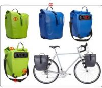 Adventure  Pannier bag, Waterproof bike bag, Camping bag, handlebar bag,