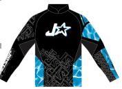 Anti-Friction Long Sleeve Ice Silk Fishing Shirts, Fishing Jersey.