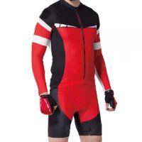 Long Sleeve Cycling Suits, Bike Jersey
