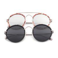Retro Vintage Sound Polarized OEM sunglasses