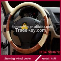 2016 high quality steering wheel cover
