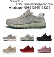 Free Shipping Yeezy shoes Kanye West milan running shoes yeezy 350 boost sneakers