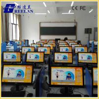 Multimedia Learning and Teaching Resources Digital Language Lab Equipment System Speech Practice