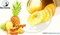 Fresh and Healthy Canned Pineapple