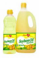 Soybean Oil, Sunflower Oil, Soybean Oil (Non-GMO)