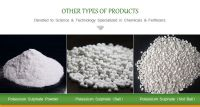 Potassium Sulphate/Sulphate of the Potash (SOP)
