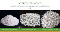 Potassium Sulphate/Sulphate of the Potash (SOP)