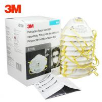 3M N95, FFP1, FFP2, FFP3 Respiratory Mask / 3Ply Disposable Medical Face Mask
