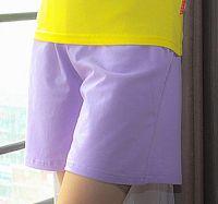 pajamas sleep bottom jersey cotton sleepwear sleep shorts