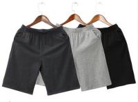 sleepwear bottom jersey pants sleep shorts printed cotton pajamas