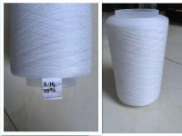 60s/2,100 pct polyester yarn for sewing thread in plastic cone