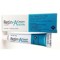 Buy Retino A Gel 0.1% Online (Generic Tretinoin) Cheap Anti-Acne Cream UK