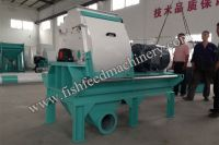 Droplet Fish Feed Crusher