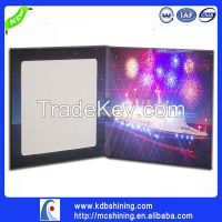 happy birthday song greeting cards matter with led
