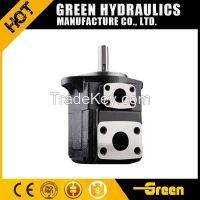 powerful hydraulic pump T6 series double vane oil pumps