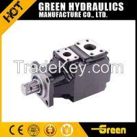 powerful hydraulic pump T6