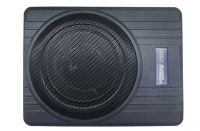 10 Inch Slim Powered Mount Subwoofer With Amplifier