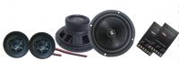 Mid Range Car Component Speaker Of Car Music System