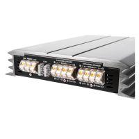 12 V Subwoofer Amplifier For Subwoofer Enclosure 4 Channel