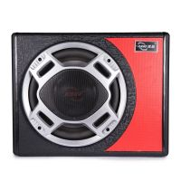 Best High Powered Subwoofer Auto With Amplifier