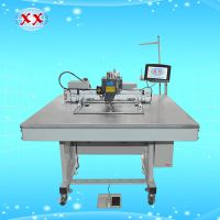 XX-4035 japan used industrial computerized sewing machine for shoes bad jeans