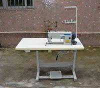 single needle lockstitch zigzag sewing machine for shoes