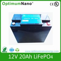 Rechargeable LiFePO4