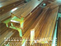 Wood aluminum tubes, custom-made aluminum imitation wood, wood substitute decorative materials