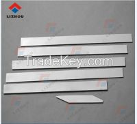 carbide strips and plates