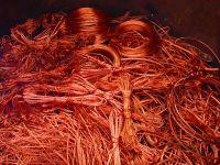 Copper  Scraps for  sale