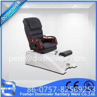 Doshower luxury throne spa pedicure chairs of human touch pedicure chairs