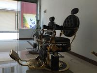 Doshower barber shop equipment of hair salon chairs barber chair