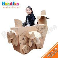 Cardboard Colour In Cubby