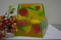 Handmade Natural soap FRUIT MOUSSE
