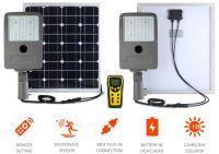 Programmable Solar LED Street Light Garden Light