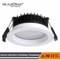 New design ceiling recessed IP44 dimmable LED downlight
