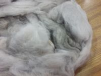 English Angora Rabbit Fur