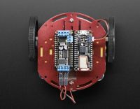 2WD Intelligent Learning Hercules Robot Car