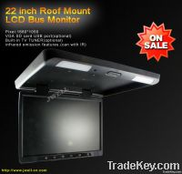 22 inch Bus Roof mount LED Monitor