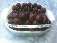 natural black olive