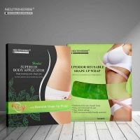 Natural Detox Slimming body wrap applicator for firming and toning