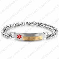 Medical alert bracelet