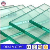 factory supply best price 3mm 4mm 5mm 6mm 8mm 10mm 12mm tempered glass