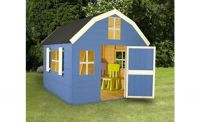 wooden kids play house,best quality wooden house