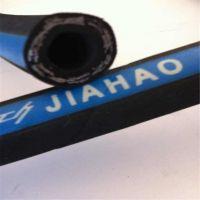 DIN EN 853 1ST oil resistant synthetic rubber steel braided hydraulic hose