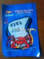 4 Side Sealing Packaging Snack Food Plastic Bag